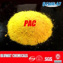 Traitement des eaux usées en papier PAC Poly Aluminium Chloride