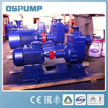 ZW Cast iron self priming dirty water sewage pump