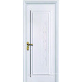 New Design White Painted interior Wooden door