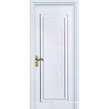 New Design White Painted interior Wooden door
