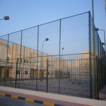 High quality chain link mesh fence