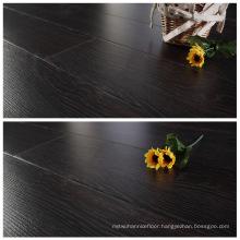 12mm Embossed Waxed Water Proof HDF German Technology Uniclic Laminate Flooring (1025)