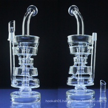 Double Stack DAB Rig for Smoke with Glass Bowl (ES-GB-045)