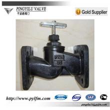 China manufacture cast iron russia standard globe valve