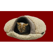 Cute Cat & Pet casa pequeña con cojín