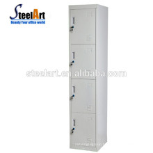 Luoyang steelart used small metal clothes lockers for kids sales