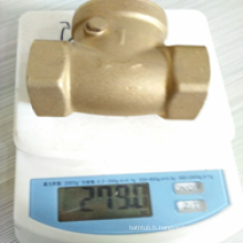 2015 nouvelle valvule à bille dn50 de SLION