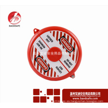 Etiquetas de notificación de posición de la válvula de Wenzhou BAODI Bloqueo BDS-F8614