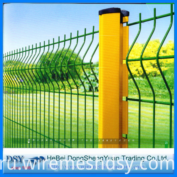 Triangular Bending Fence