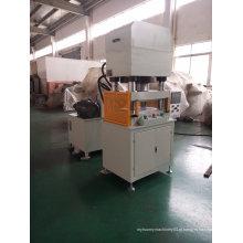 Máquina convexa de imprensa de quatro colunas hidráulicas