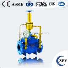 500 x communiqué de pression hydraulique, tenant la vanne de régulation