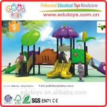 B11290 China Outdoor Spielplatz, Plastic Slide zum Verkauf