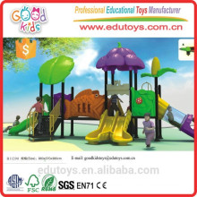 B11290 China Outdoor Playground, Plastic Slide à venda