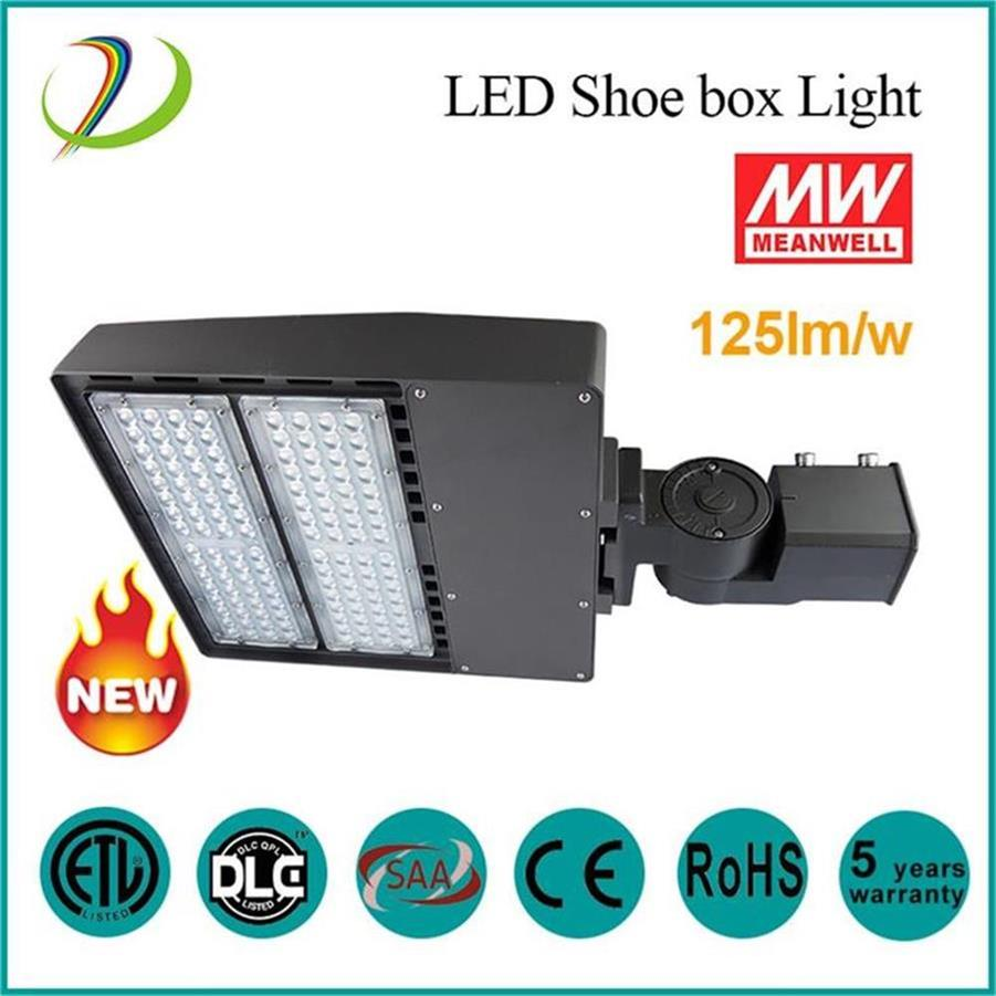 AC100-277V DLC Led ShoeBox Light