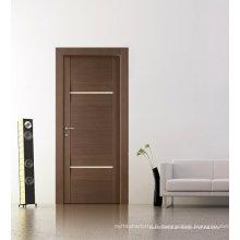 Portes d'intérieur en bois de chêne massif anti corrosion non toxiques naturelles