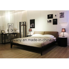 Modern Style Leather Double Bed (A-B39)
