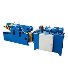 Máquina de corte de cocodrilo de barra de acero de cocodrilo hidráulica