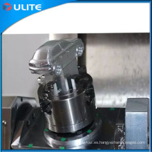 Fabricación de piezas mecanizadas de metal y plástico de 5 ejes cnc