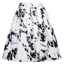 Grace Karin Cheap Party Vintage Skater Pleated Skirt Cheap Party Vintage Skater Pleated Skirt 50s Skirt CL6294-24