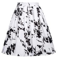 Грейс Карин дешевые вечернее винтажный skater Плиссированные юбки дешевые старинные Плиссированные фигурист юбка 50-х годов юбка CL6294-24