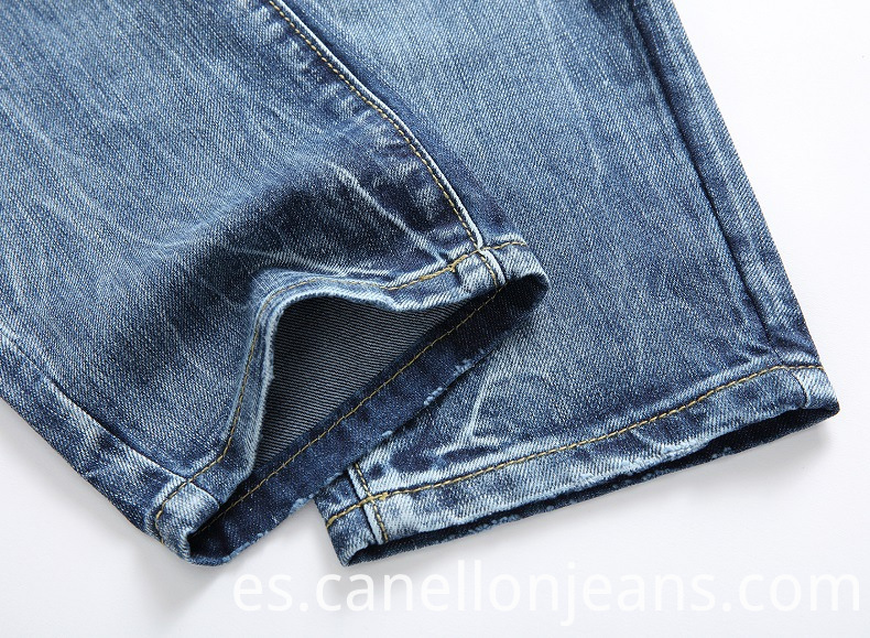 Light blue jeans