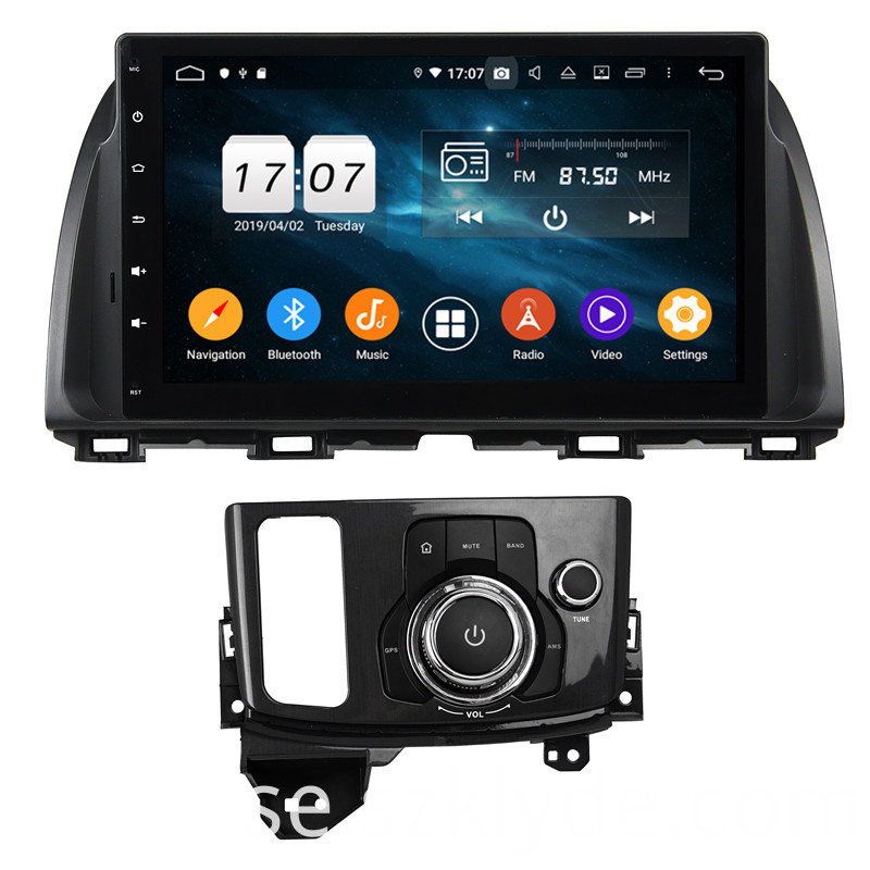 car multimedia system android for CX-5