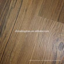 Suelo de PVC Handscraped Piso de PVC Suelo LVT