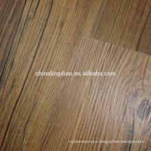 Handscraped Vinyl floor LVT floor PVC floor