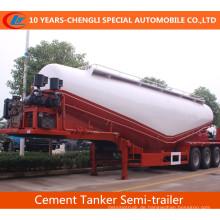 3 Achsen 35cbm Cement Tanker Auflieger