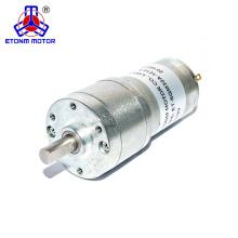 6mm shaft metal gears bidirectional high torque 12v motor for hunting feeder