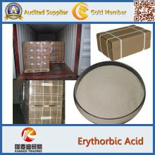 Ácido de Erythorbic de la categoría alimenticia de los antioxidantes (CAS: 6381-77-7)