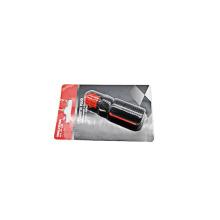 Emballage transparent personnalisé de boursouflure de carte de glissière de PVC Edgefold