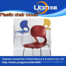 Fabricante plástico del molde del hogar para el molde plástico de la silla en taizhou China