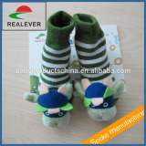 Baby 3D socks baby sound socks with bells