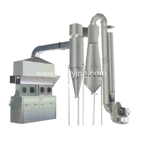 XF Fluid-bed Horizontal Boiling Dryer