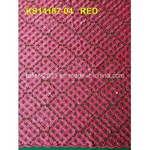 Laço de cordão nigeriano para mulheres africanas Dress Party Order