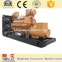 China-berühmte Marke JICHAI Z12V190B chinesisches Reihen-Dieselgenerator-Kraftwerk der Marke 800KW / 1000KVA