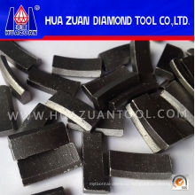 Good Quality Roof Type Diamond Stone Bits Segments for Sale