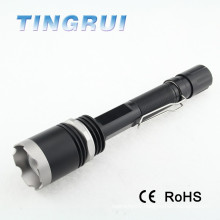 XML-T6 LED tail-cap switch led flashlight