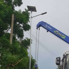 LED Solar Street Light For Street For Village