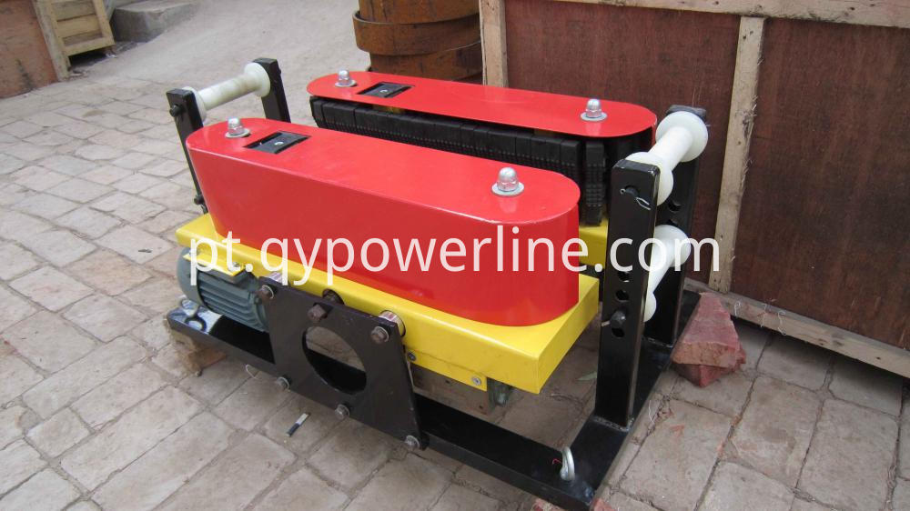 Cable Pusher Cable conveyers