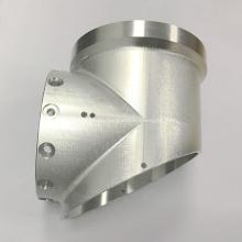 Personalizado CNC que trabaja a máquina junta de aluminio de la te