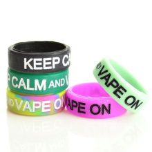 Different Colors Avliable Silicon Made Vape Band