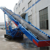 Crawler type mobile belt conveyor approved CE shanghai