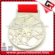 2015 New low price blank silver medal