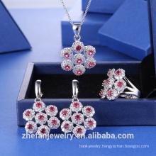 women accessories jewelry sets 2018 fashion design