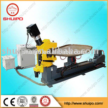2017 SHUIPO machine Dished end flanging machine Conical Dished Head For Oil Equipment