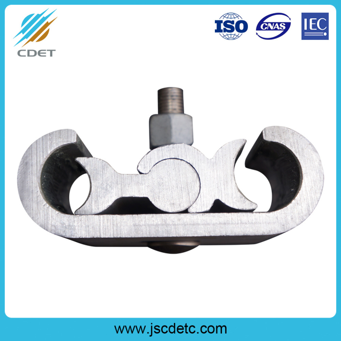 Bimetallic Al-Cu Parallel Groove Clamp PG Clamp