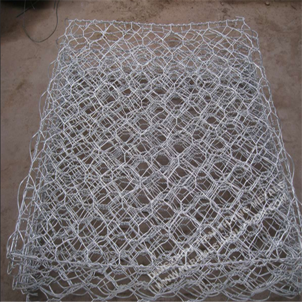 60x80mm Hexagonal Wire Mesh Reno Mattress