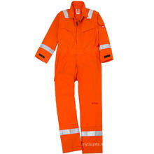 Durable and Washable Fr Fire Retardant Coverall